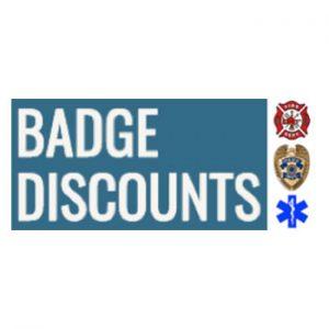badge discount hvac